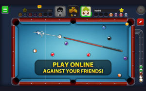 8 Ball Pool Mod 3.12.3 Apk [Extended Stick Guideline] 1