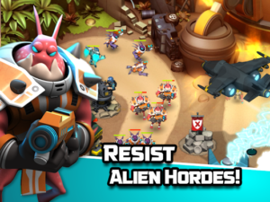 Alien Creeps TD Mod 2.18.2 Apk [Unlimited Money] 1