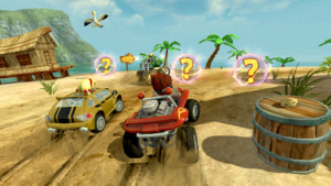 Beach Buggy Racing Mod 1.2.18 Apk [Unlimited Money] 1