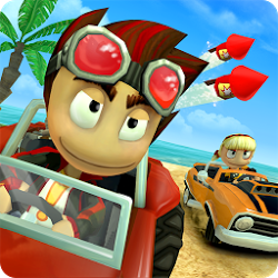 Beach Buggy Racing Mod 1.2.17 Apk [Unlimited Money]