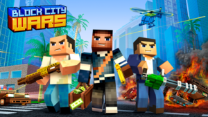 Block City Wars skins export Mod 6.7.3 Apk [Unlimited Money] 1