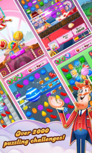 Candy Crush Saga Mod 1.113.0.4 Apk [Unlimited Money] 1
