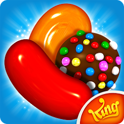 Candy Crush Saga Mod 1.107.0.2 Apk [Unlimited Money]