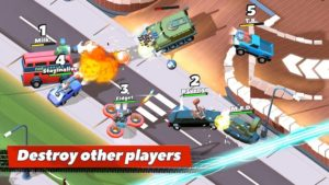 Crash of Cars Mod 1.2.22 Apk [Unlimited Coins/Gems] 1