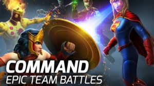 DC Legends: Battle for Justice Mod 1.16.1 Apk [Unlimited Money] 1