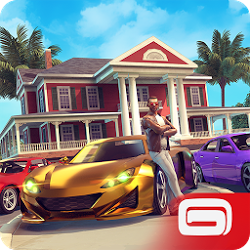 Gangstar New Orleans Latest 1.3.0 Mod + Data [Unlimited Money]