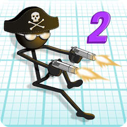 Gun Fu: Stickman 2 Latest v1.17.1 Mod Hack Apk [Unlimited Money]