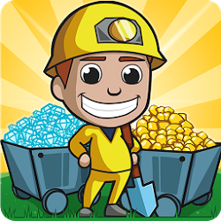 Idle Miner Tycoon Mod 1.49.0 Apk [Unlimited Money]