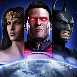 Injustice: Gods Among Us Mod 2.17 Apk [Unlimited Coins]
