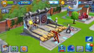 MARVEL Avengers Academy Mod 2.8.2 Apk [Free Store/Free Building] 1