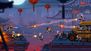 Metal Squad: Shooting Game Mod 1.8.3 Apk [Unlimited Coins/Ammo] 1
