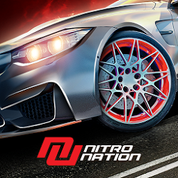 Nitro Nation Drag Racing Mod 5.8 Apk [Unlimited Money]