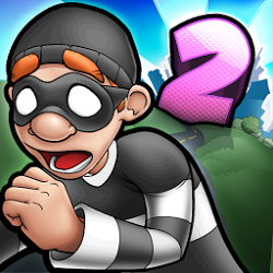 Robbery Bob 2: Double Trouble Latest v1.5 Mod Hack Apk [Unlimited Coins]