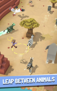 Rodeo Stampede: Sky Zoo Safari Mod 1.13.1 Apk [Unlimited Money] 1