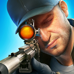 Sniper 3D Assassin Gun Shooter Mod 2.2.5 Apk [Unlimited Gold]