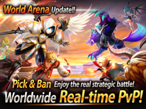 Summoners War Mod 3.7.0 Apk [Unlimited Money] 1