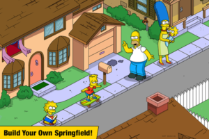 The Simpsons Tapped Out Mod 4.33.1 Apk [Free Shopping] 1