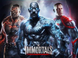 WWE Immortals Mod 2.6.2 Apk [Infinite Coins] 1
