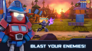 Angry Birds Transformers Mod 2.4.1 Apk [Unlimited Money] 1