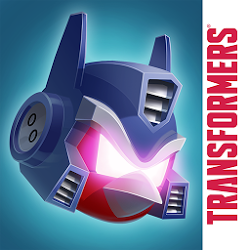 Angry Birds Transformers Mod 1.32.5 Apk [Unlimited Money]