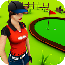 Mini Golf Game 3D Latest v1.31 Cracked Hack Apk [Unlimited Money]