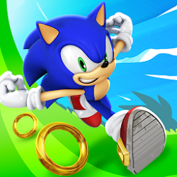 Sonic Dash Mod 3.7.5.F Apk [Unlimited Money]
