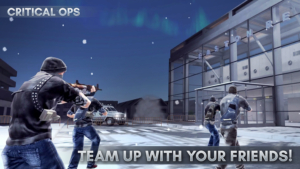 Critical Ops Mod 0.9.5.f309 Apk [Unlimited Ammo] 1