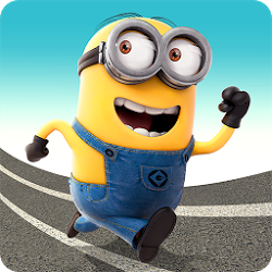 Minion Rush: Despicable Me Mod 4.9.1a Apk [Free Shopping]