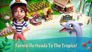 FarmVille: Tropic Escape Mod 1.37.1520 Apk [Unlimited Coins/Gems] 1