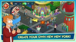Futurama: Worlds of Tomorrow Mod 1.6.6 Apk [Free Shopping/Premium Items] 1