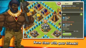 Jungle Heat: War of Clans Mod 2.0.12 Apk [Unlimited Money] 1