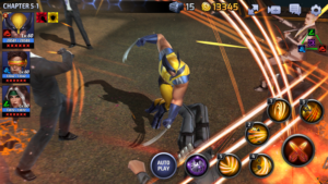 MARVEL Future Fight Mod 3.5.1 Apk [High Attack] 1
