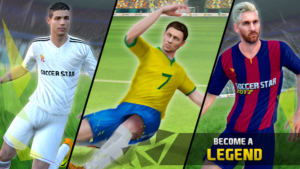 Soccer Star 2017 World Legend Mod 3.6.0 Apk [Unlimited Money] 1