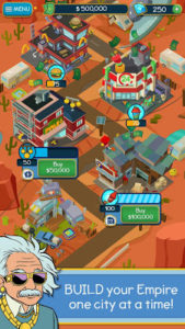 Taps to Riches Mod 2.21 Apk [Unlimited Money] 1