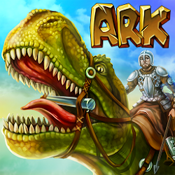 The Ark of Craft: The Dinosaurs Survival Island Series Mod 3.0.0.1 Apk [Unlimited Money]