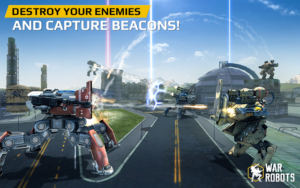 War Robots Mod 3.5.0 Apk [Unlimited Money] 1