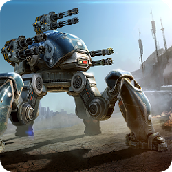 War Robots Mod 3.3.0 Apk [Unlimited Money]