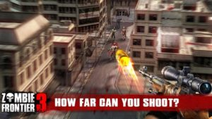 Zombie Frontier 3 Mod 2.18 Apk [Unlimited Money] 1