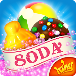 Candy Crush Soda Saga Mod 1.112.9 Apk [Unlimited Lives]