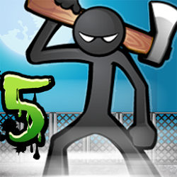 Anger of Stick 5 Mod 1.1.5 Apk [Unlimited Money]