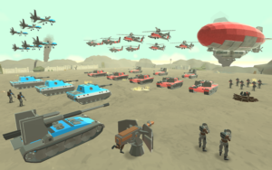 Army Battle Simulator Mod 1.1.60 Apk [Unlimited Money] 1