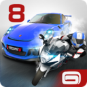 Asphalt 8: Airborne Mod 3.6.0k Apk [Unlimited Money]