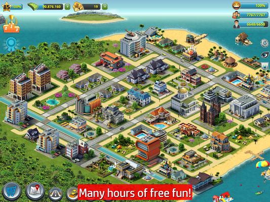 City Island 2 – Building Story 150.0.8 Mod Apk [Unlimited Money] 1