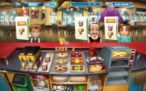 Cooking Fever Mod 2.7.1 Apk [Unlimited Coins] 1