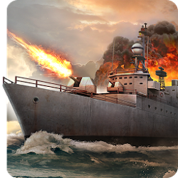 Enemy Waters : Submarine and Warship battles Mod 1.0.45 Apk [Unlimited Money]