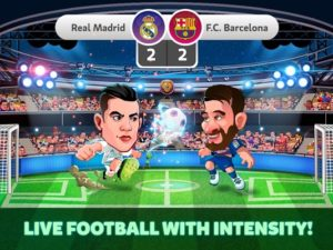 Head Soccer La Liga 2018 Mod 4.1.0 Apk [Unlimited Money] 1