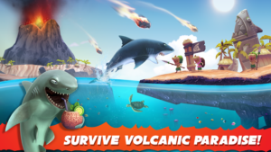 Hungry Shark Evolution Mod 5.7.0 Apk [Unlimited Coins] 1