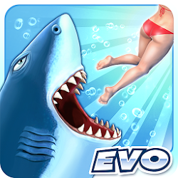 Hungry Shark Evolution Mod 5.4.4 Apk [Unlimited Coins]