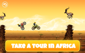 Safari Motocross Racing Mod 3.4 Apk [Unlimited Money] 1