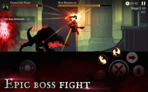 Shadow of Death: Dark Knight Mod 1.40.0.0 Apk [Unlimited Money] 1